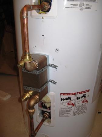 Solar Heating Heat Pump System