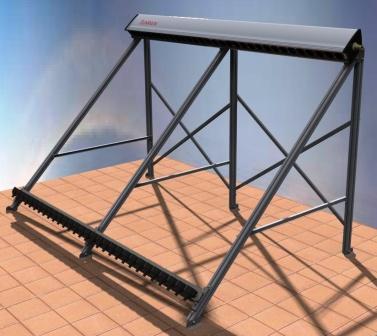 ground mount solar stand