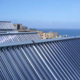 Solar Commercial Heating