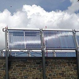 Solar Heating Project