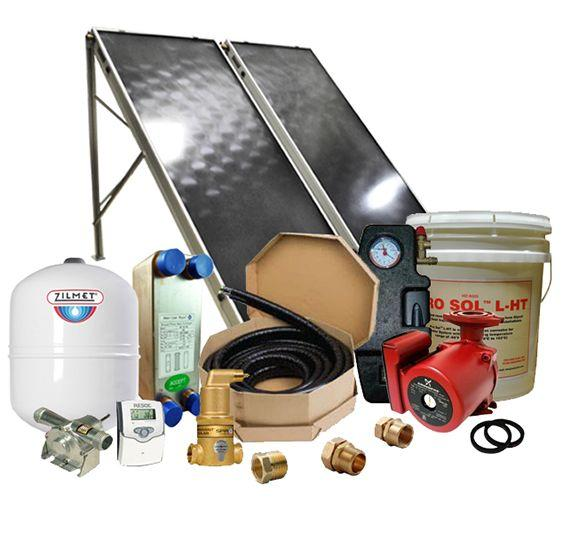 Solar Water Heating Packages