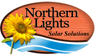 Northern Lights Solar Solutions Logo