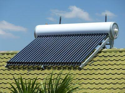 Compact Solar Water Heaters With Vacuum Tubes