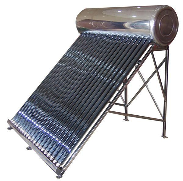 Max 80 Winnipeg >> Compact Solar Water Heaters with Vacuum Tubes