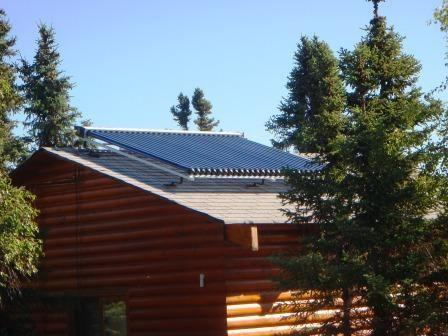 Solar PV Panels for Domestic Hot Water
