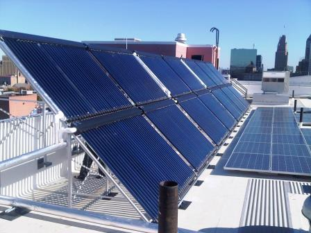 Solar Water Heaters For Heating Homes Pools Hot Tubs