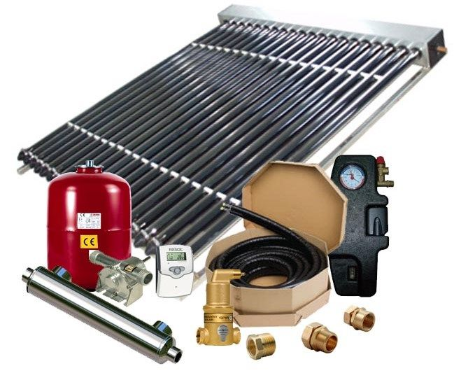 Solar Water Heater For Pool Northern Lights Solar Solutions