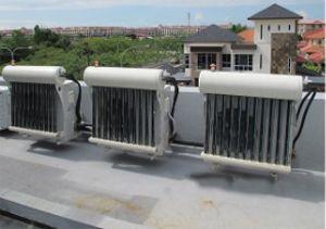 Solar Air Conditioner   Solar power   a2z4home