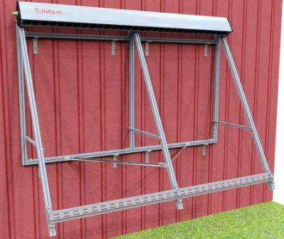 Adjsutable Solar Water Heater Mounting Kits