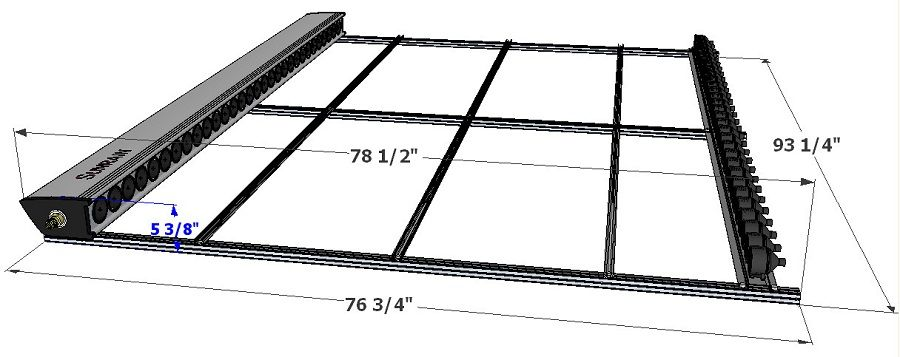 Basic Frame Dimensions