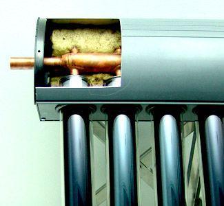 How Does A Solar Vacuum Tube Work