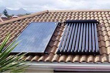 Advantages Of Solar Vacuum Tubes Versus Flat Plate Collectors